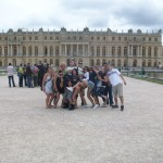 The Palace at Versailles, France