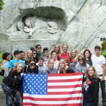 Lion Monument in Lucerne